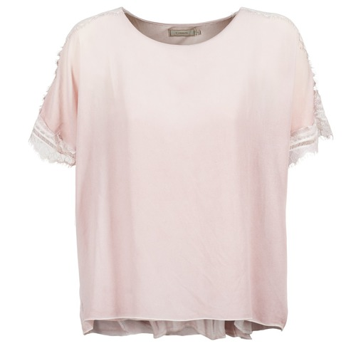 Cream SINA Rose Femme Vêtements Tops Chemises ZMJWGUR Marques de mode