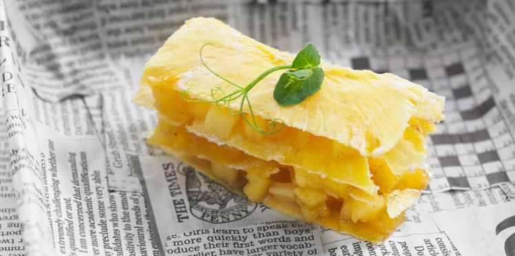 millefeuille-d-ananas